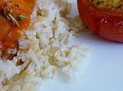 Tomates farcies herbes ricotta