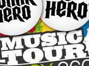 Hero Music Tour with Xbox part tournée avec exclus