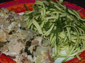 Râble lapin thaï, cuisson vapeur