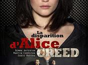 "disparition d'Alice Creed""."