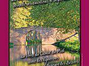 """révélation Pierre Augé """"top chef"""", devoile émotions, inspirations, bord canal avec vignerons Cers-Portiragnes-Villeneuve-les-Béziers"""