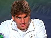 Wimbledon 2010 Vidéo Interview Roger Federer (25/06/2010)