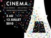 Festival Paris Cinéma juillet 2010