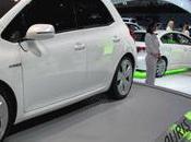 Toyota commence production l'Auris hybride