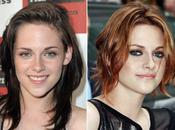 Kirsten Stewart change enfin style opte pour couleur auburn