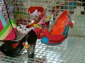Irregular shoes