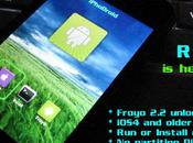 iPhoDroid beta Compatibilité Android Froyo