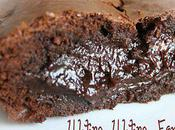 Fondant Chocolat Pépites