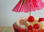 Cupcakes Lemon Curd Bergamote Cardamome Néroli