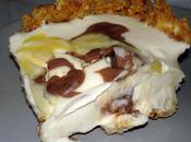 Cheesecake truffé Mars