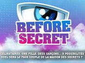 """Before Secret"" C'est parti"