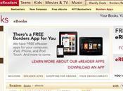 Borders dévoile nouvelle librairie partenariat avec Kobo