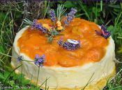 """Entremets """"Provence"""": gâteau fête abricots"""