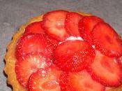 tartelette fraises crème pâtissière