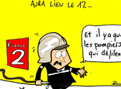 Nicolas Sarkozy télé lundi soir, juillet sans défiler