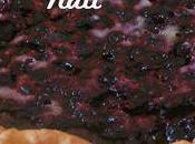 Tarte myrtilles