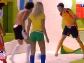 Secret story Coupe monde foot dans maison (VIDEOS)