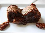 Brownies fondants gianduja, Guérande noix pécan caramélisées