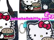 Collection Loungefly Hello kity Burger