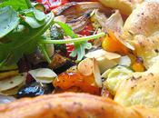 Tarte Rustique Légumes Soleil Sirop d'Erable