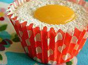 Cupcakes Moelleux Lemon Curd
