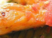 Saumon Grillé Pamplemousse Sirop d'Erable