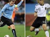Uruguay-Allemagne(coupe monde 2010)