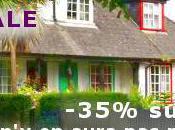 Jusqu'à -35% sélection cottages