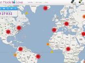 """Just Made Love"""" site pour partager lieux vous faites l'amour"""