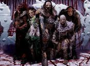 Nouvelles photos Lordi avec leurs nouveaux masques