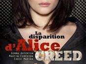 disparition d'Alice Creed Blakeson