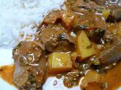 Massala rognons Gurda (kidney) masala