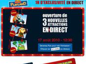 [Teaser] Disneyland Paris inaugure nouvelles attractions Facebook