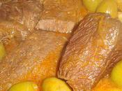 Chtitha elham(viande sauce rouge)