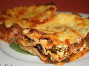 Lasagnes estivales légumes feta