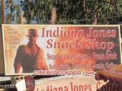 Indiana Jones Snack Shop