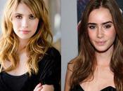Spider-Man: Emma Roberts Lily Collins, pour jouer bien-aimée?