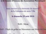 Fêtes Libération Gisors samedi dimanche août.