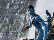 """Box-office retour d'""""Avatar"""" salles brille"""