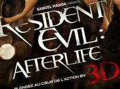 Resident Evil Afterlife Making vidéo