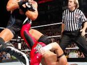 Jack Swagger s'impose face Evan Bourne