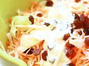 Coleslaw (salade chou) sans gluten