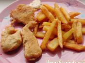 Fish Chips sans lait
