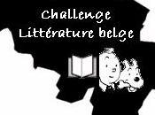"""challenge """"Littérature Belge"""""""