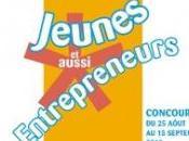 Concours Jeunes aussi Entrepreneurs