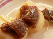 Confiture agar-agar poire-chocolat-badiane
