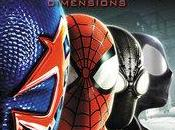 Spider-Man Dimensions tisse toile perd Shattered