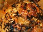 Paupiettes veau l'italienne accompagnements (macaronis parmesan poivre, fenouil petits pois braisés)