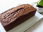 Cake rouge chocolat Valrhona