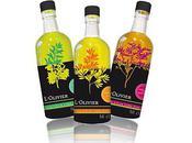 L'olivier, huiles d'olives arômatisées